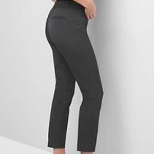 Gap Slim Cropped Work Pants
